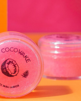 EXFOLIANTE DE LABIOS – Coco Wake