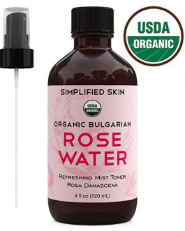 AGUA DE ROSAS – Organic Bulgarian