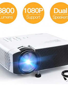 Mini proyector APEMAN 3800L – 1080P