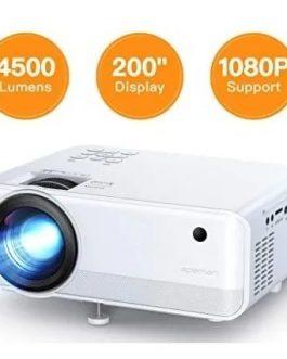 Mini Proyector Apeman 4500 Lux – 1080p